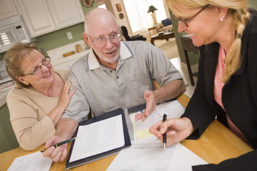 How a Financial Advisor Can Help Your Aging Parents