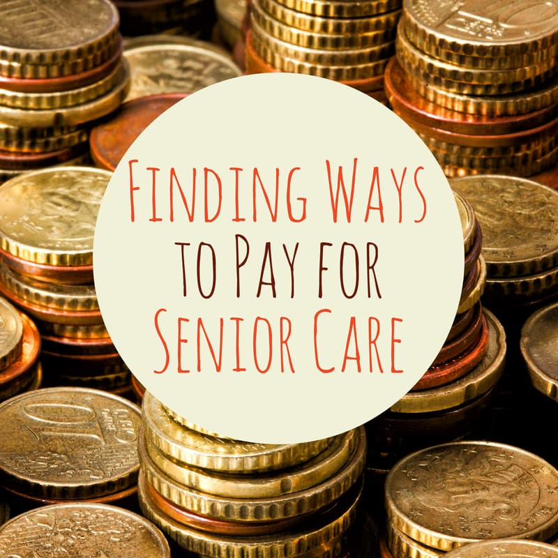 Financial Assistance for Seniors