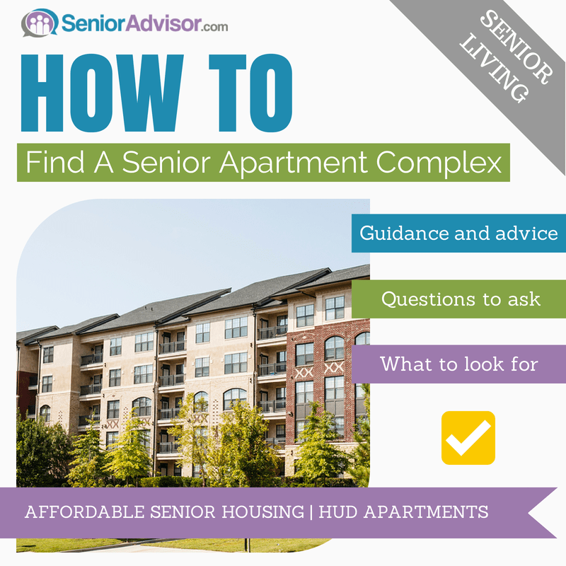 Low Income Housing for Seniors