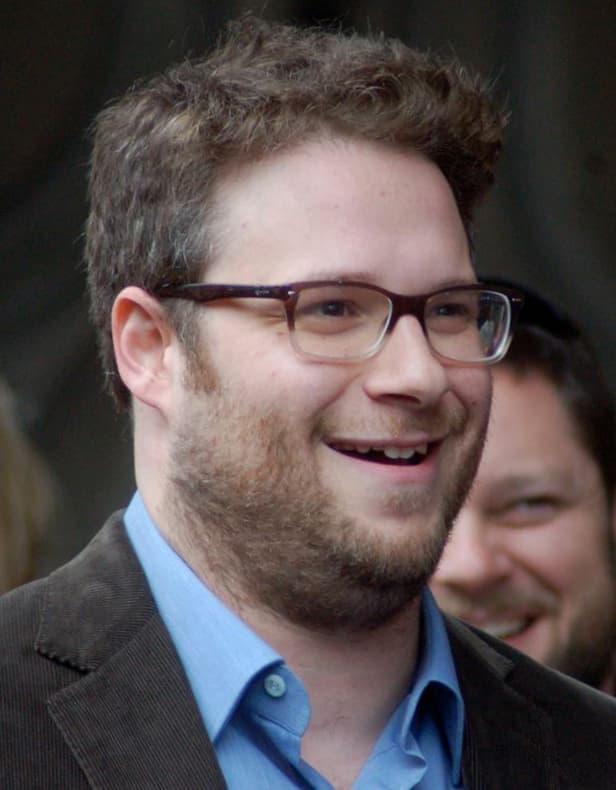 Seth Rogen Caregiver