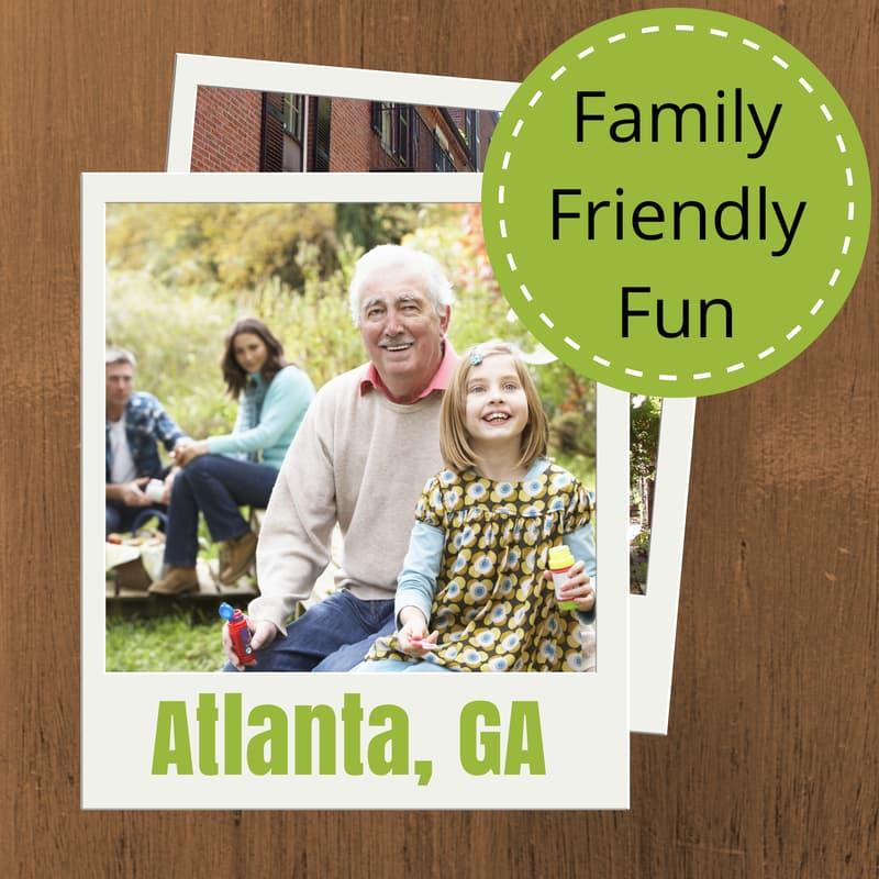 Family Friendly Activities in Atlanta