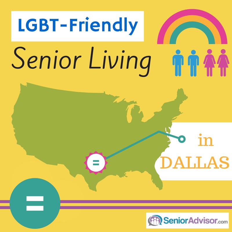 LGBT Senior Services in Dallas