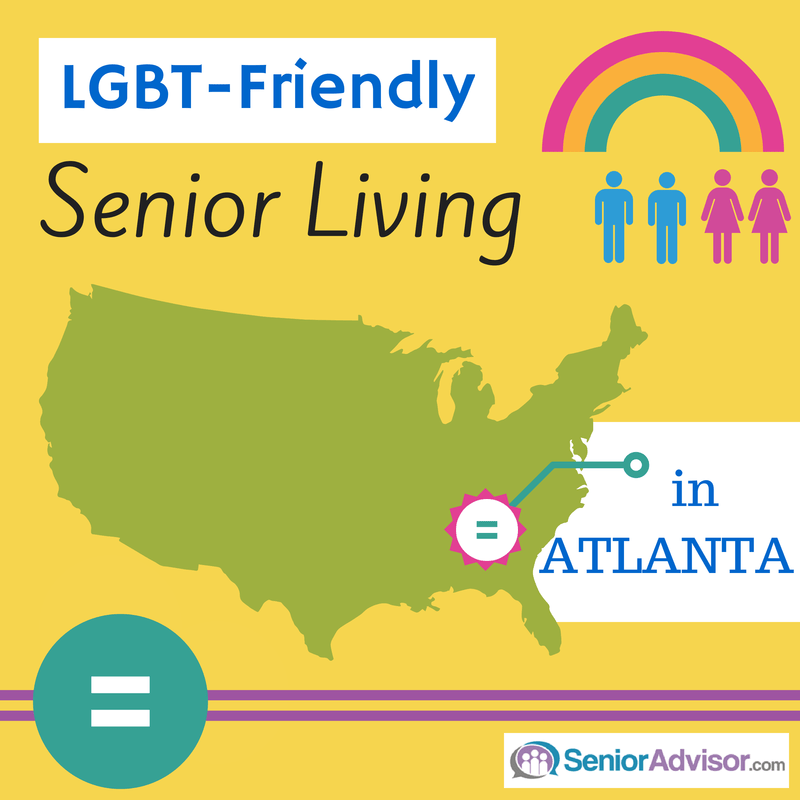 LGBT-Friendly Senior Living in Atlanta GA   SeniorAdvisor.com