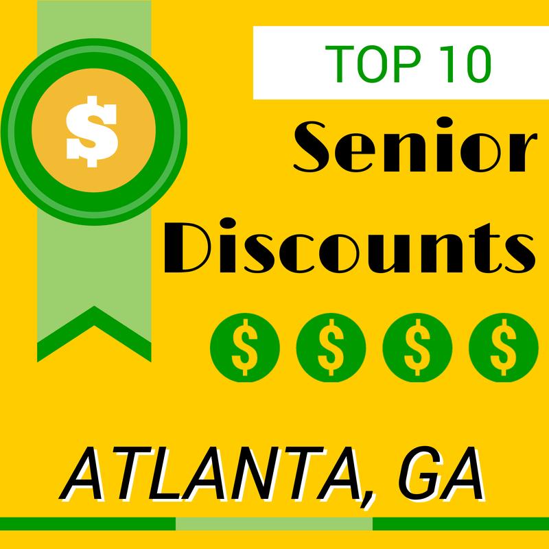 Senior Discounts in Atlanta