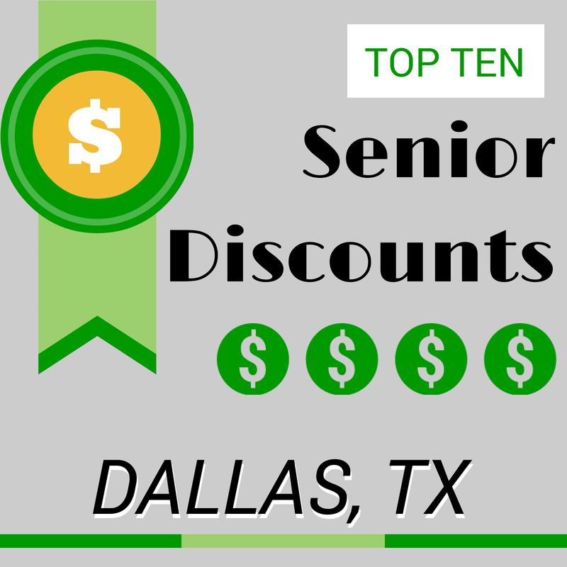 Senior Discounts in Dallas