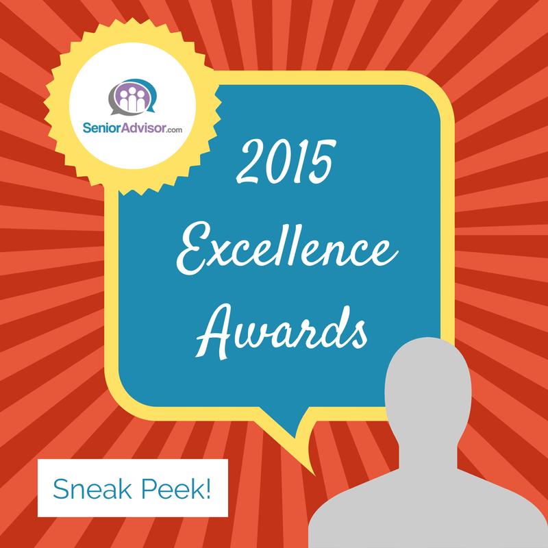 SeniorAdvisor.com 2015 Best of Senior Living Awards Sneak Peek