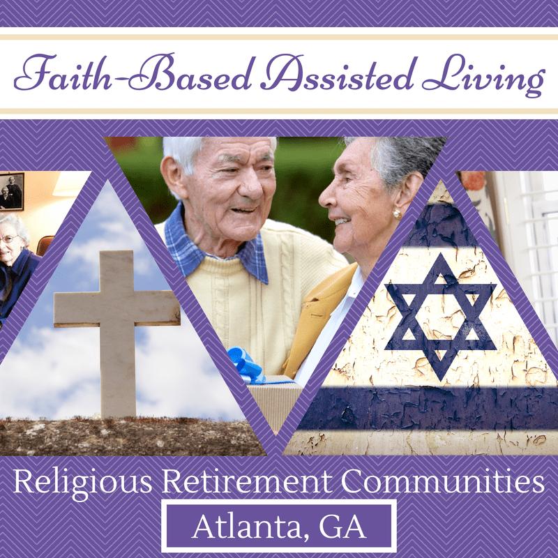 Religious Retirement Communities in Atlanta