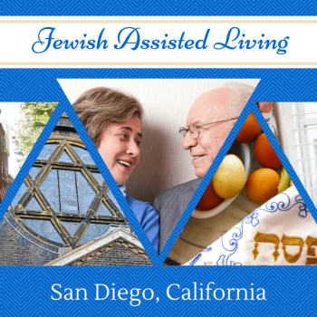 Jewish Senior Life in San Diego