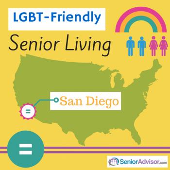 LGBT Senior Services San Diego