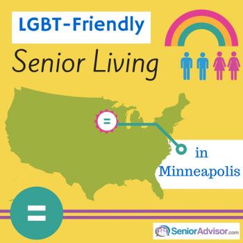 LGBT Senior Services in Minneapolis