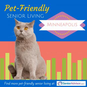 Pet-Friendly Senior Living in Minneapolis
