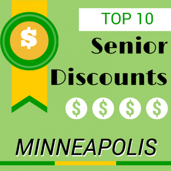 Senior Discounts in Minneapolis