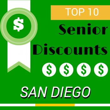 Senior Discounts in San Diego