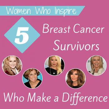 Celebrity Breast Cancer Survivors