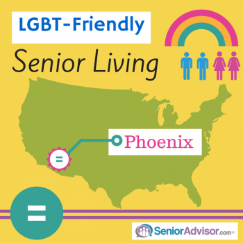 LGBT Senior Services in Phoenix