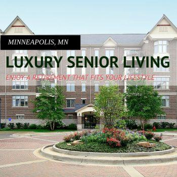 Luxury Retirement Homes in Minneapolis