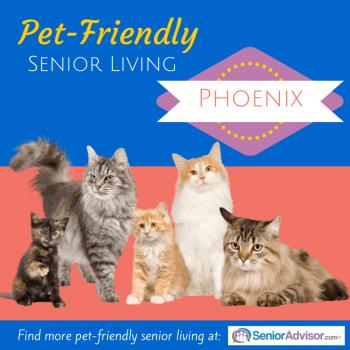 Pet-Friendly Senior Living in Phoenix