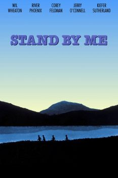 Stand By Me Movie Poster
