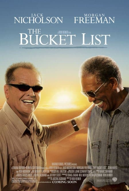The Bucket List Movie Poster