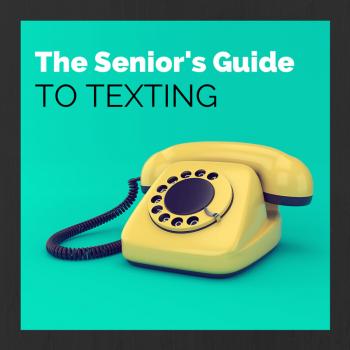 Texting for Seniors