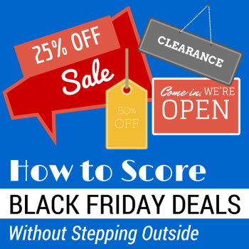 Best Online Black Friday Deals
