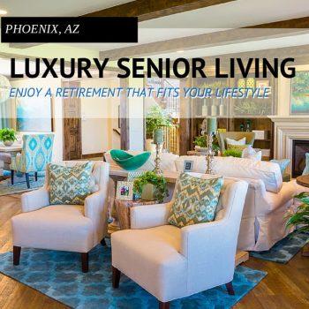 Luxury Senior Living in Phoenix