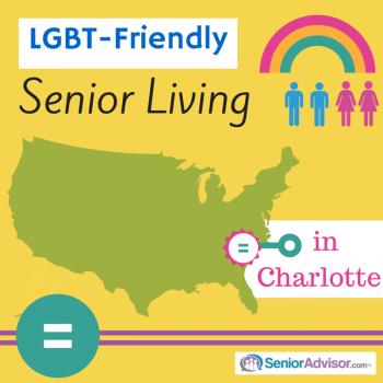 LGBT Senior Services in Charlotte