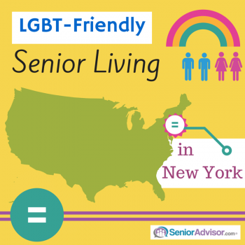 LGBT Senior Services in New York