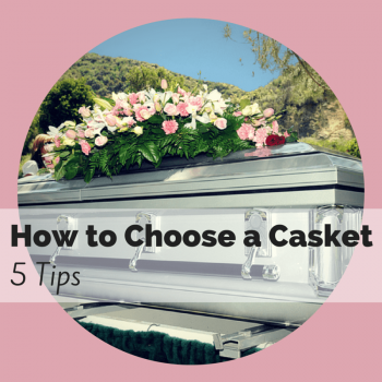 Buying a Casket