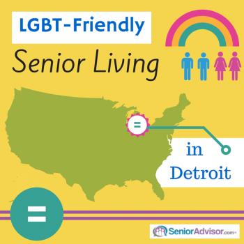 LGBT Senior Services in Detroit