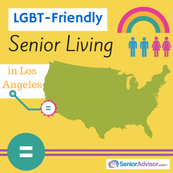 LGBT Senior Services in Los Angeles