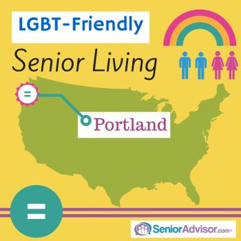 LGBT Senior Services in Portland