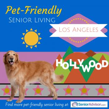 Pet-Friendly Senior Living in Los Angeles