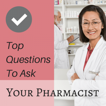 Ask The Pharmacist