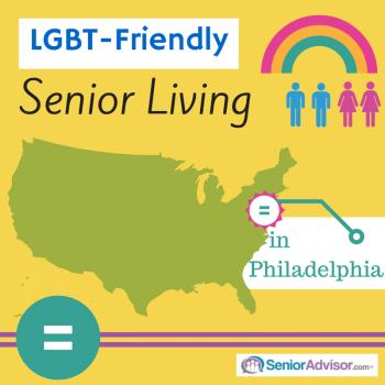 LGBT Friendly Senior Living in Philadelphia