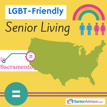 LGBT Senior Living in Sacramento