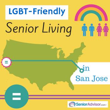 LGBT Senior Living in San Jose