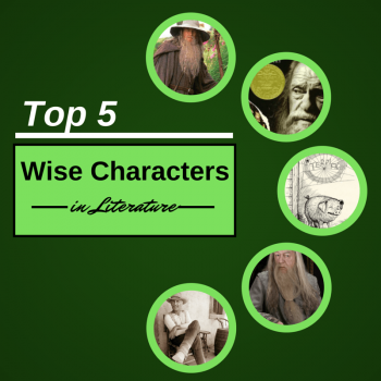 Wise Characters in Literature