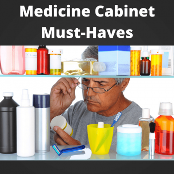 Medicine Cabinet Must Haves