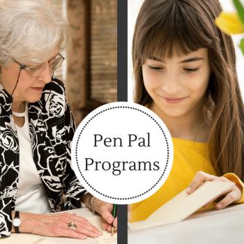 Pen Pal Programs