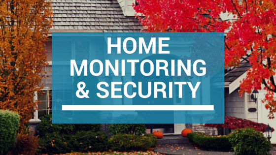 Home Monitoring and Security Systems