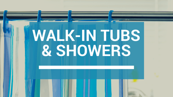 Walk In Tubs and Showers