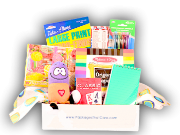 Packages That Care Fun Box