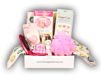 Packages That Care Health and Beauty Box