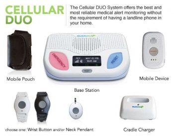 MobileHelp Cellular Duo