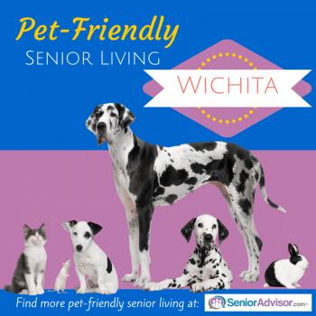 Pet-Friendly Senior Living in Wichita