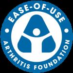 Arthritis Foundation Ease of Use Badge