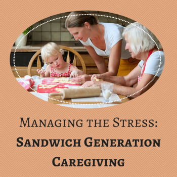 Sandwich Generation Stress