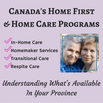 Canada's Home First and Home Care Programs