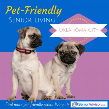 Pet-Friendly Senior Living in Oklahoma City